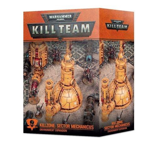 Games Workshop -GW 102-56 Kill Team Killzone: Sector Mechanicus Environment Expansion