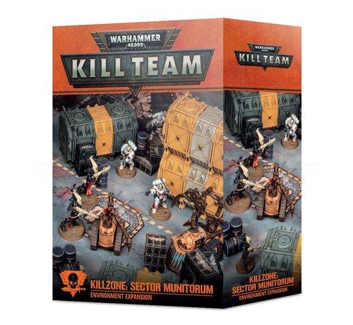 Games Workshop -GW 102-55 KILLZONE: SECTOR MUNITORUM ENVIRONMENT EXPANSION