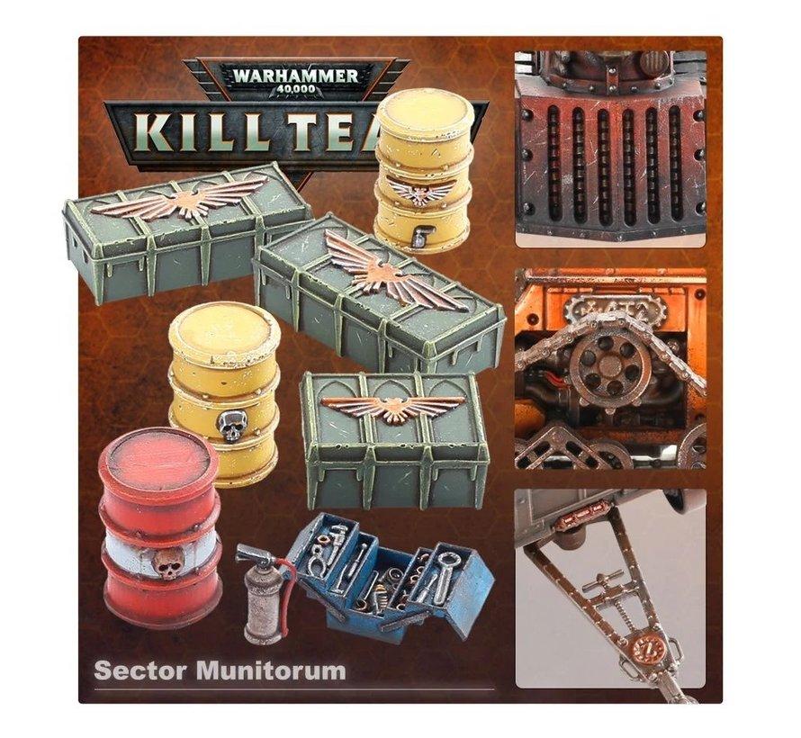 102-55 KILLZONE: SECTOR MUNITORUM ENVIRONMENT EXPANSION