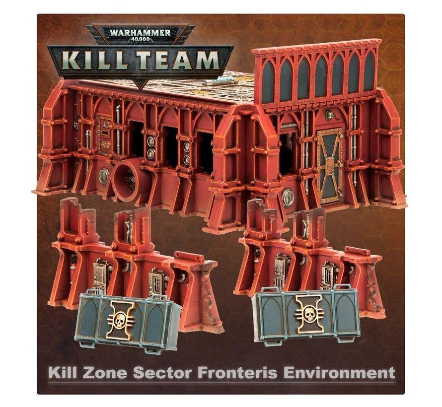102-57 KILLZONE: SECTOR FRONTERIS ENVIRONMENT EXPANSION