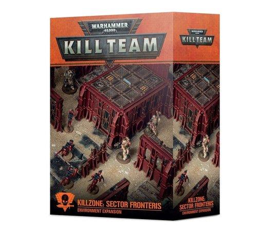 Games Workshop -GW 102-57 KILLZONE: SECTOR FRONTERIS ENVIRONMENT EXPANSION