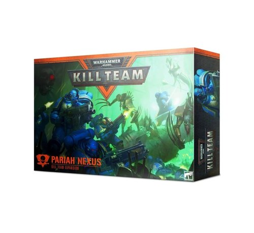 Games Workshop -GW 102-74 Warhammer 40,000: Kill Team Pariah Nexus