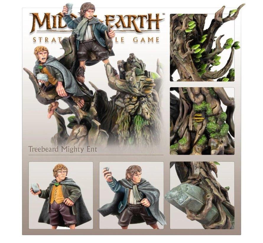 30-52 MIDDLE-EARTH SBG: TREEBEARD MIGHTY ENT