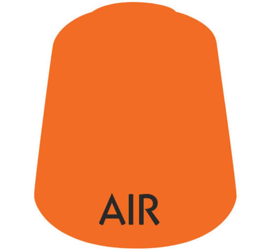 28-21 AIR: TROLL SLAYER ORANGE