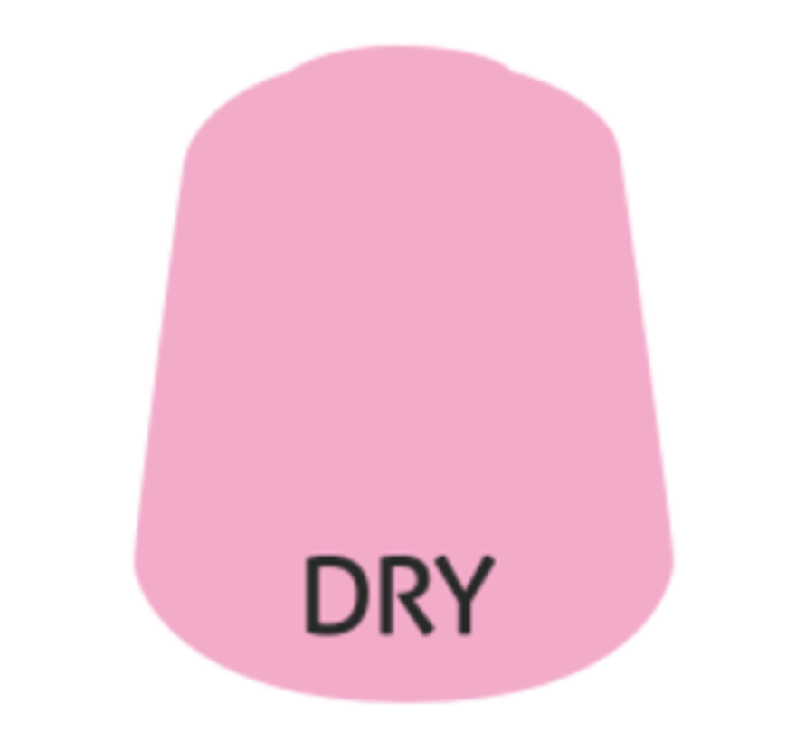 23-15 DRY:  CHANGELING PINK