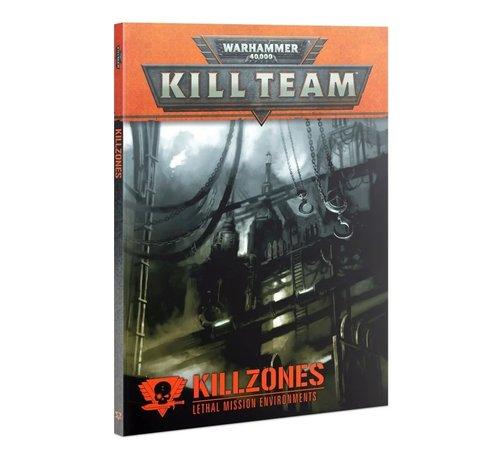 Games Workshop -GW 103-73 KILL TEAM: KILLZONES