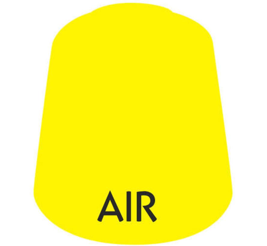 28-20 AIR: FLASH GITZ YELLOW