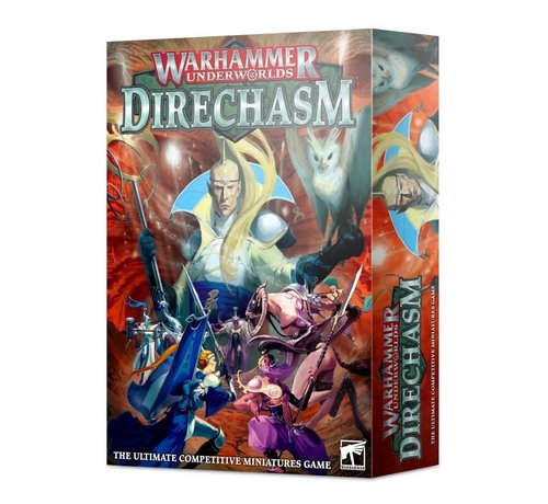 Games Workshop -GW 110-02 WARHAMMER UNDERWORLDS: DIRECHASM