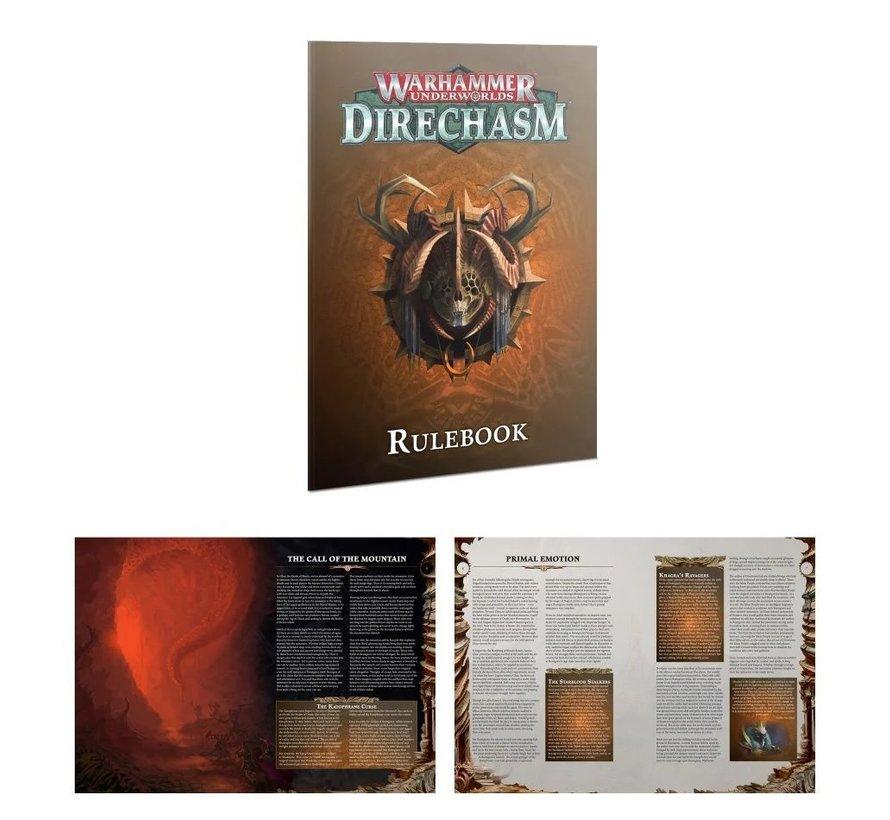 110-02 WARHAMMER UNDERWORLDS: DIRECHASM