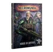 Games Workshop -GW NECROMUNDA: HOUSE OF ARTIFICE
