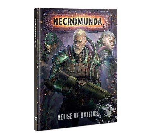 Games Workshop -GW 300-56 NECROMUNDA: HOUSE OF ARTIFICE