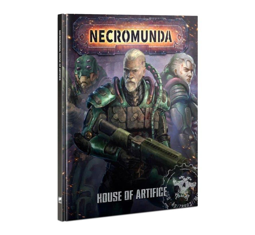 300-56 NECROMUNDA: HOUSE OF ARTIFICE