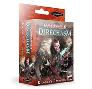Games Workshop -GW DIRECHASM: KHAGRA'S RAVAGERS