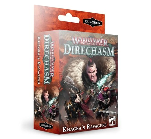Games Workshop -GW 110-99 DIRECHASM: KHAGRA'S RAVAGERS