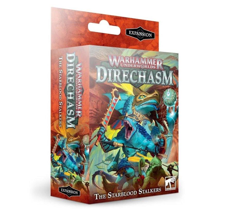 110-98  WARHAMMER  UNDERWORLDS:  DIRECHASM - THE STARBLOOD STALKERS