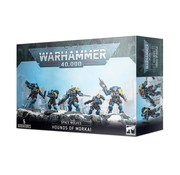 Games Workshop -GW SPACE WOLVES: HOUNDS OF MORKAI