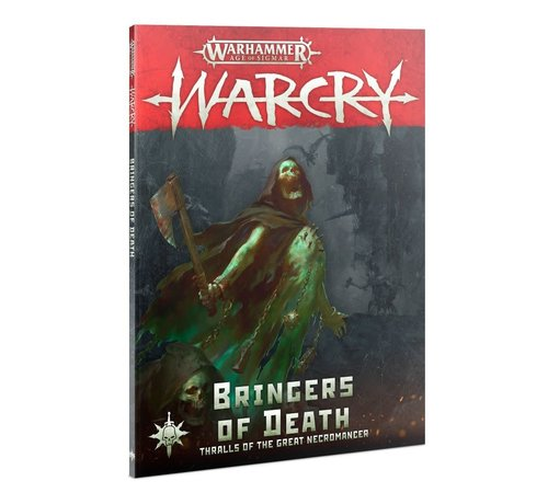 Games Workshop -GW 111-72 WARCRY: BRINGERS OF DEATH