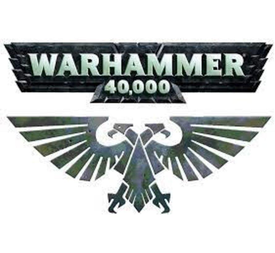40-03 WARHAMMER 40000: KNOW NO FEAR
