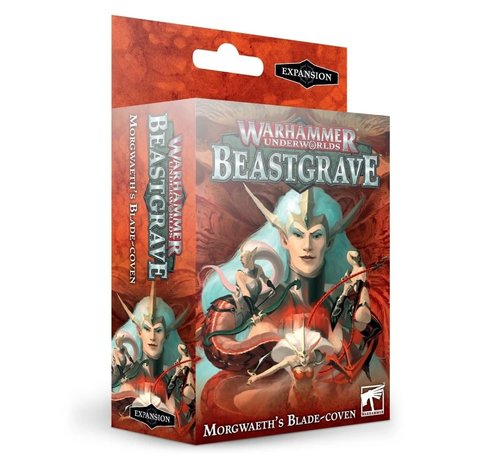 Games Workshop -GW 110-89 WHU: Morgwaeth's Blade-coven
