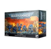 Games Workshop -GW SPACE MARINE: DEVASTATOR SQUAD