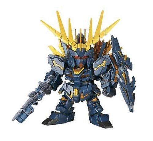 BANDAI MODEL KITS 5055617 #015 Unicorn Gundam 02 Banshee Norn DM SD Ex-Std