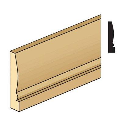 AZT - Aztec Imports DOOR AND WINDOW TRIM  - 3/8