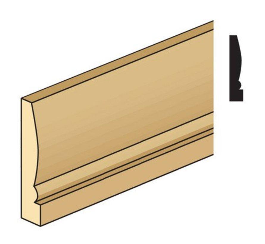 DOOR AND WINDOW TRIM  - 3/8