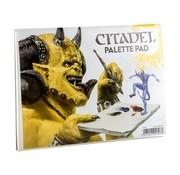 Games Workshop -GW CITADEL PALETTE PAD