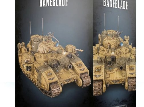 Games Workshop -GW Astra Militarum: Baneblade
