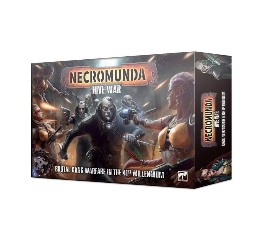 300-08 NECROMUNDA: HIVE WAR