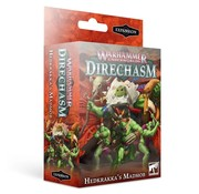 Games Workshop -GW WARHAMMER UNDERWORLDS: HEDKRAKKA'S MADMOB