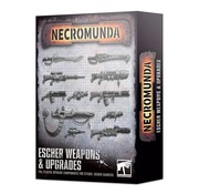 Games Workshop -GW 300-74 NECROMUNDA: ESCHER WEAPONS & UPGRADES