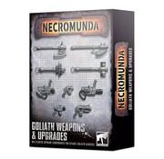 Games Workshop -GW NECROMUNDA: GOLIATH WEAPONS & UPGRADES