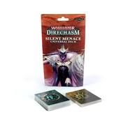 Games Workshop -GW WARHAMMER UNDERWORLDS:  DIRECHASM SILENT MENACE DECK