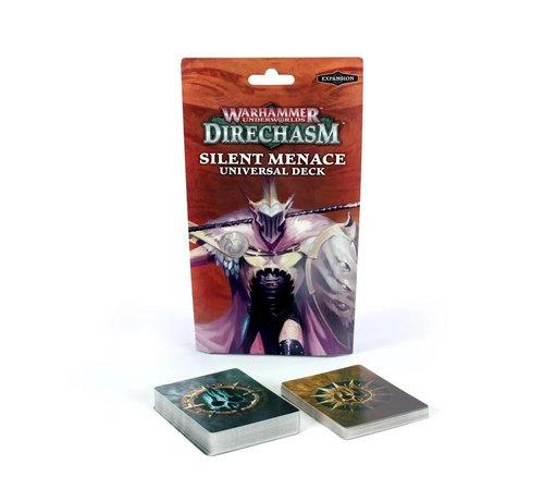 Games Workshop -GW 110-16 WARHAMMER UNDERWORLDS:  DIRECHASM SILENT MENACE DECK