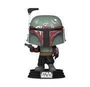 Funko Pop! Star Wars: The Mandalorian Boba Fett Pop!