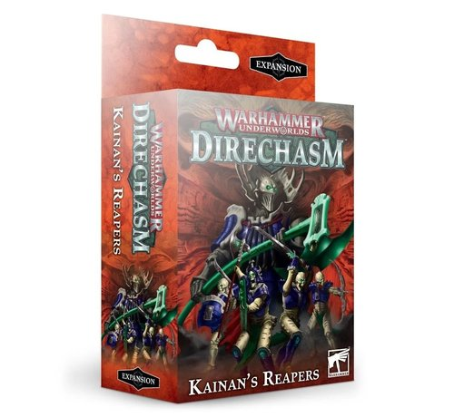 Games Workshop -GW 109-03 WARHAMMER UNDERWORLDS: KAINAN'S REAPERS