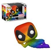 Funko Pop! Deadpool Pride 2021 Rainbow Pop!