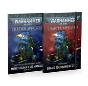 Games Workshop -GW Chapter Approved: Grand Tournament 2021 Mission Pack and Munitorum Field Manual 2021 MkII