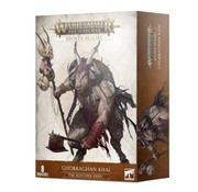 Games Workshop -GW Broken Realms: Ghorraghan Khai – The Butcher-herd