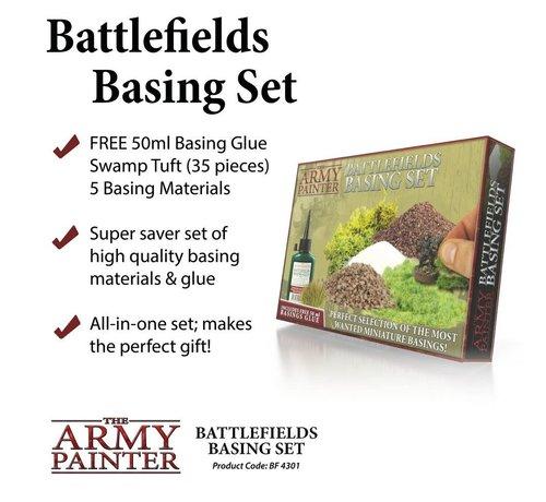Army Painter (ARM) BF4301 Battlefields Basing Set