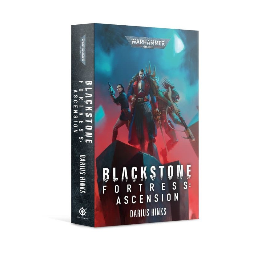 BL2920 BLACKSTONE FORTRESS: ASCENSION