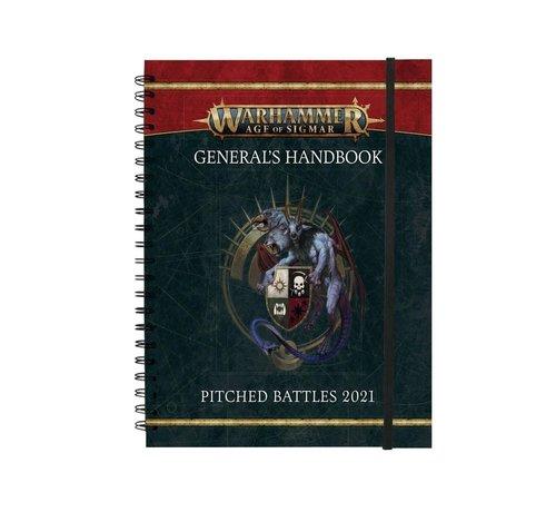 Games Workshop -GW 80-18 GENERAL'S HANDBOOK PITCHED BATTLES 2021