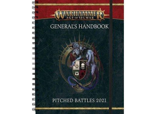 Games Workshop -GW GENERAL'S HANDBOOK PITCHED BATTLES 2021