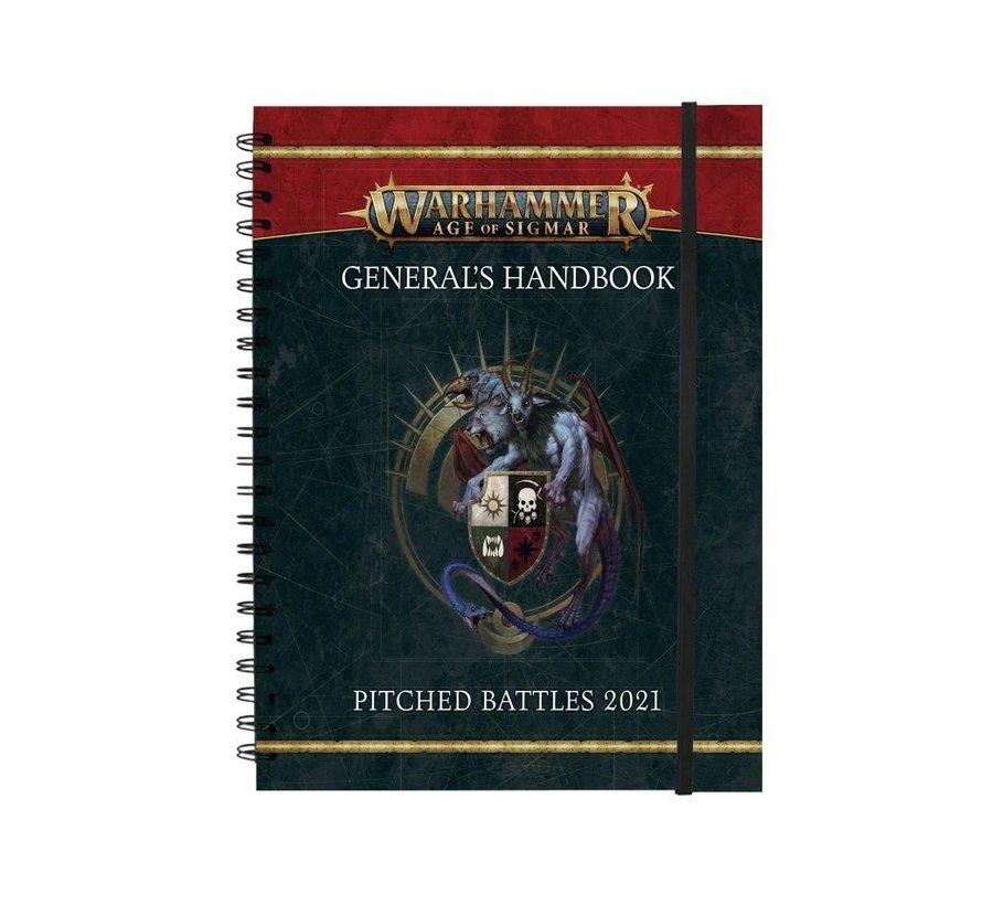 80-18 GENERAL'S HANDBOOK PITCHED BATTLES 2021