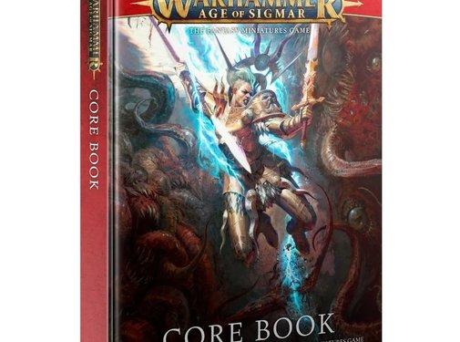 Games Workshop -GW AGE OF SIGMAR: CORE BOOK