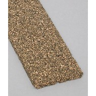 MID- Midwest 472- HO Scale Cork Roadbed 3' - EACH *