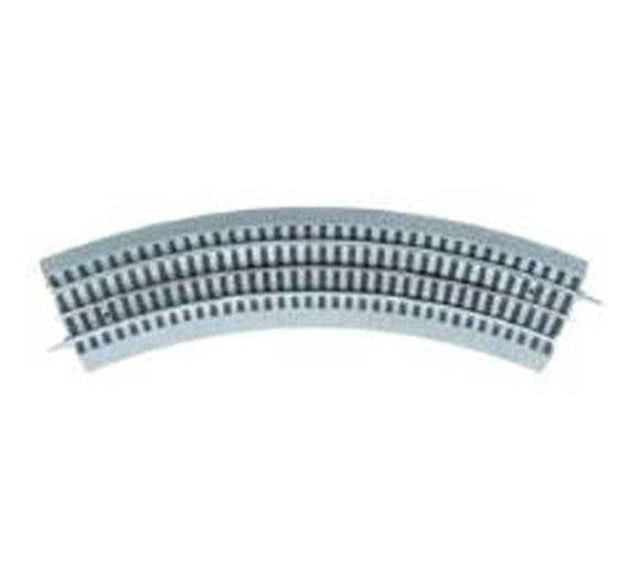 Lionel 612015 - O-36 FasTrack Curve Roadbase Track