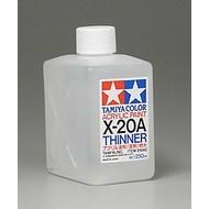 TAM - Tamiya 865- Acrylic - Poly Thinner X20A 250m