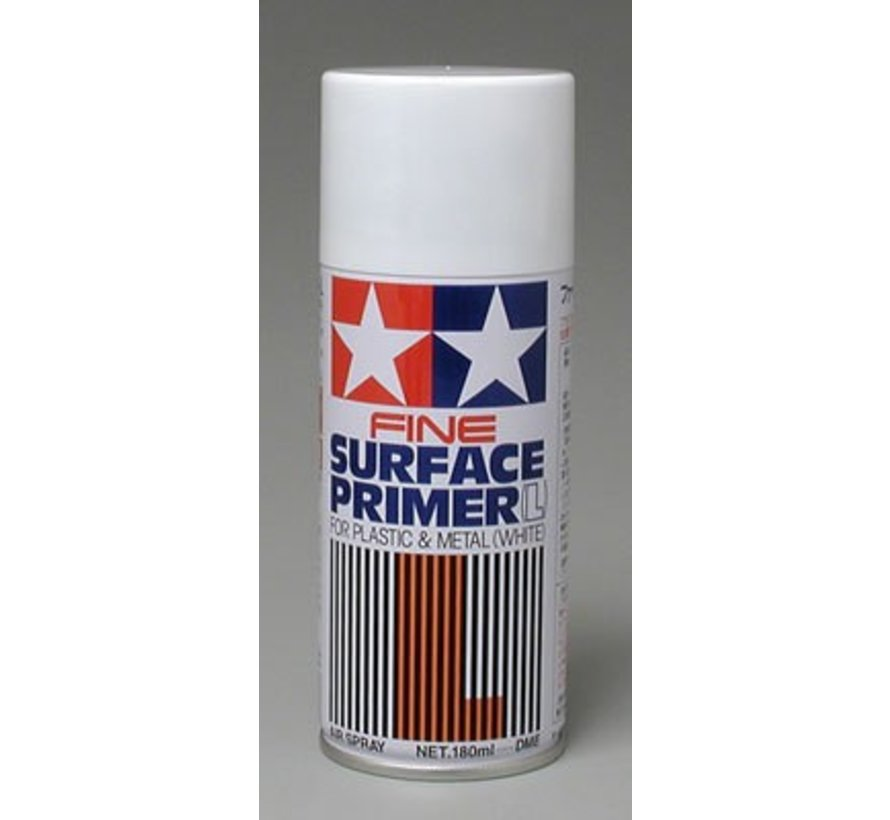 87044 Primer White Spray 180ml